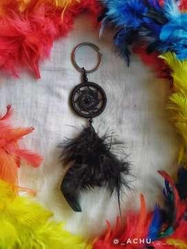 Dreamcatcher keychains