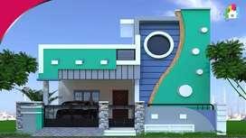 2 Bhk house sale @ kandigai