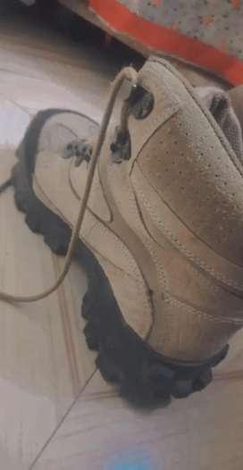 Woodland shoes