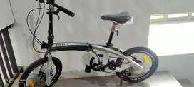 Sepeda Lipat Police Texas Bisa kredit Dp 300 K