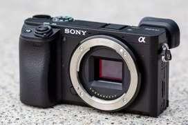 Kamera Sony A6400 body kredit proses 15 menit