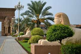 32 Marla Egyptian Style Meadow For Sale In Meadows Bahria Town