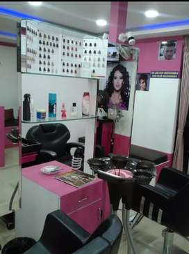 Beauty parlor for sale