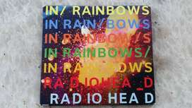 CD Audio Radiohead - In Rainbows