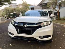Honda HRV Low Km 20rban Thn 2017 Putih AT Matic