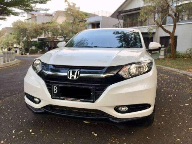 Honda HRV Low Km 20rban Thn 2017 Putih AT Matic 0