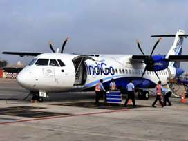 Indigo airlines for full time job on roll vacancy
