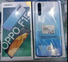 Oppo f15 look like new