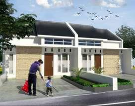 Rumah Siap Bangun Desain Mewah Type 36/94 di Ngentak,Bangunjiwo.