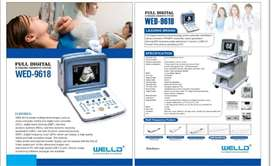 Ultrasound Machine Well D with Battery Backup