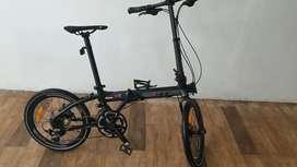 Sepeda Lipat (Seli) Element Foldx x9 2020