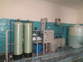 Mineral's Water Plant