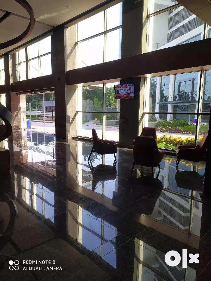 New Office for Sale @ Keshvbaug - Low Price 0