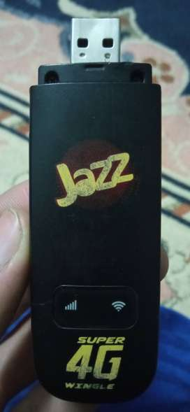 Jazz Unlock 4g Wingle