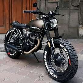 All your dream bikes can make on order,