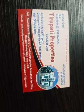 Commercial shop for Rent on university i