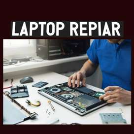 Laptops and desktop. Repairing