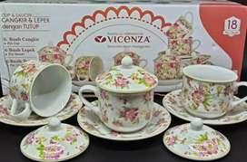 Cup gelas set vicenza