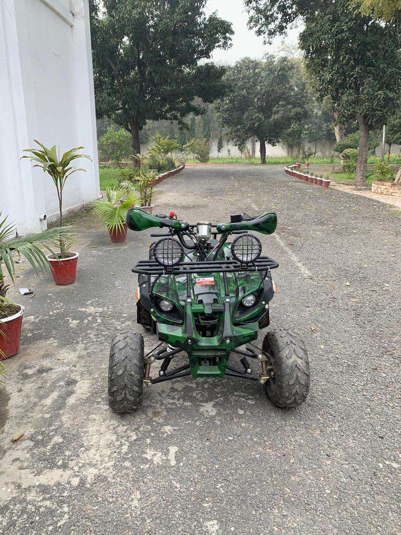I want to sell atv cart bike just one month used 0