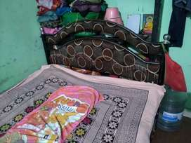Bed dabal bed