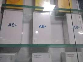 New,,Samsung Galaxy A 8,, plus,,6gb/64gb , waterproof phone.