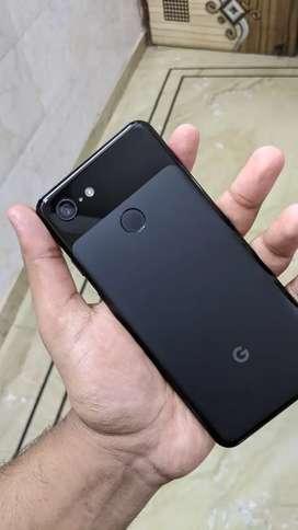 Google pixel 3 just Black 100 condition