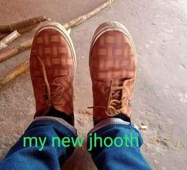 Shoes jute