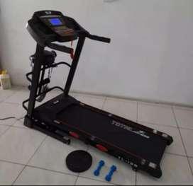 Alat olahraga di tempat jaman now/Electric Treadmill 3 fungsi