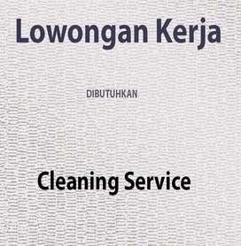 Di cari Cleaning service di rumah makan