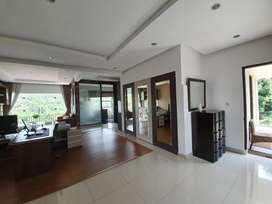 Rumah paviliun kecil mininalis mewah modern interior