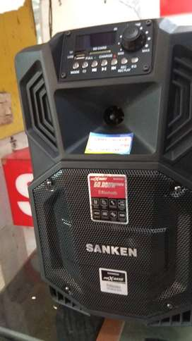 Speaker Aktif Sanken SMM-3500 BV