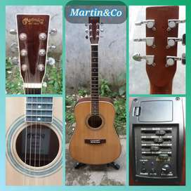 Di jual BU Gitar Accoustic Martin Rp.6,5jt nego