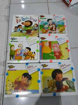 Buku Halo Balita by Mizan