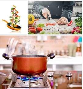 cook/chef ,helper chahiye jaldi
