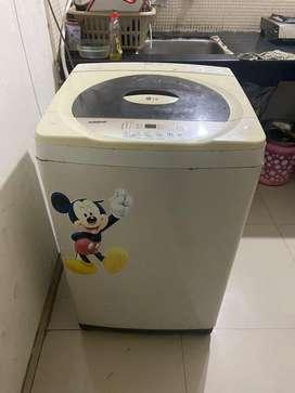 LG Turbodrum Washing Machine