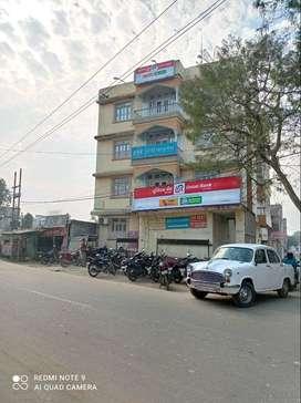 commercial complex Near Mithanpura malighat muzaffarpur s