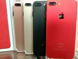 I phone 7+ available at best price cod available