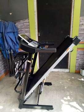 Special promo treadmill elektrik 4 fungsi