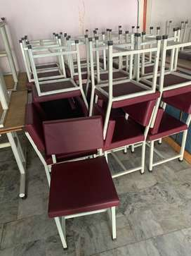 4 table and 24chair set