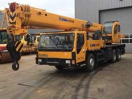 Uni Baru Mobile Crane XCMG 25 Ton Dijual Murah di Bangkalan