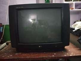 L.G big screen Television  21'inches