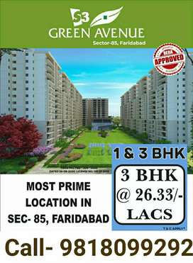 Best location, new launch affordable housing , book with just 5%