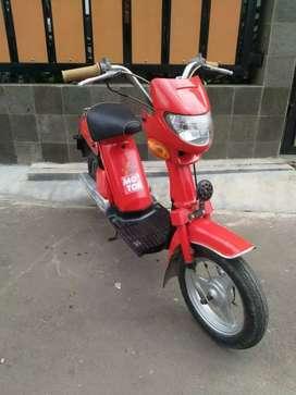 Motor mini antik