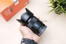 Lensa Sony FE 55mm F1.8 ZA Garansi Resmi Sony s.d Jul 2020