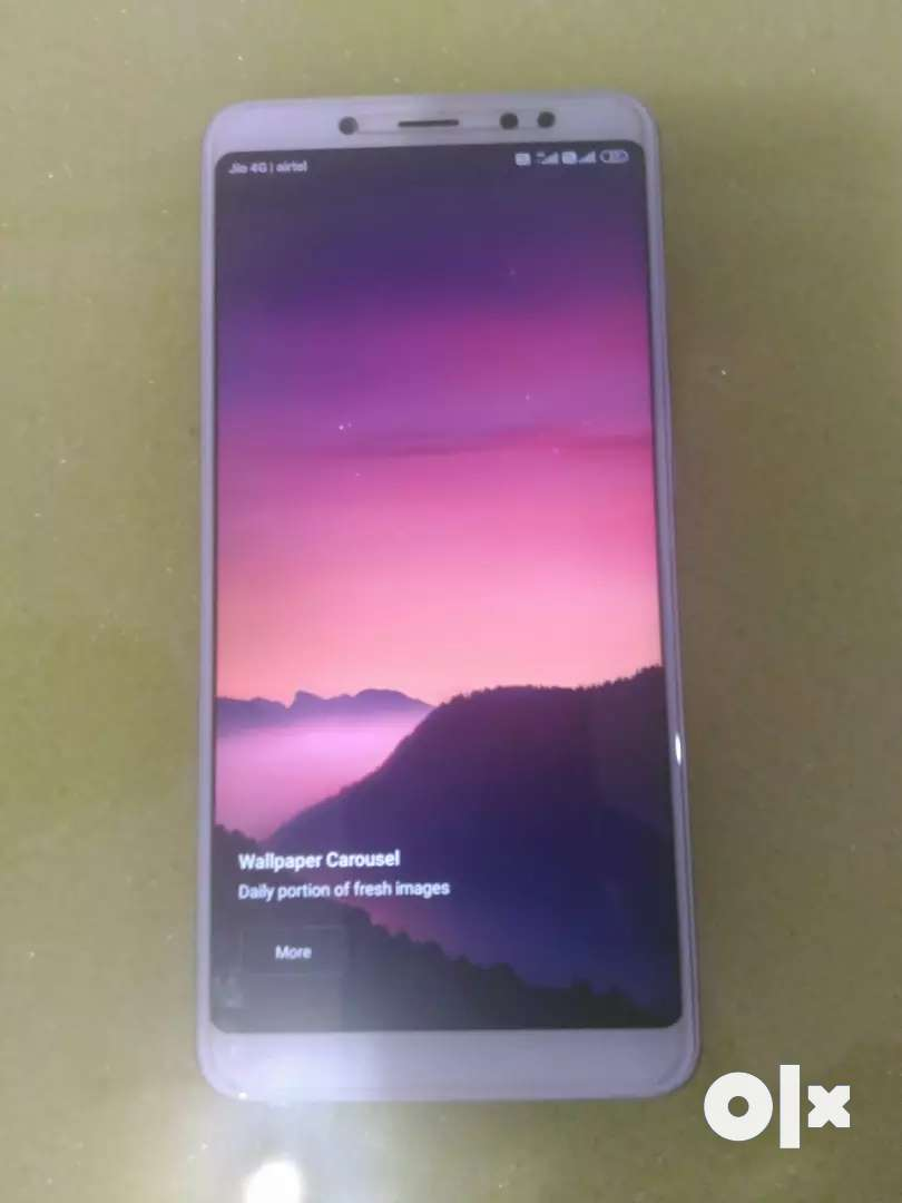 Redmi Note 5 pro for 5000