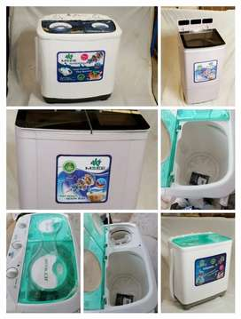 Mzee twin washing machine 2 year warrenty 12 kg Dilvery available