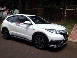 Honda HRV MUGEN 2016 Putih E cvt Limited Edition