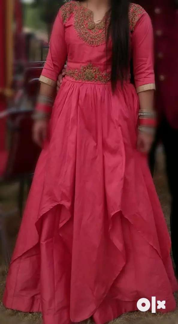 Gown Pink Colour 0