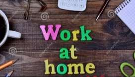 Work online at home freely to earn