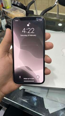 IPHONE X -256GB PTA APPROVED